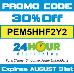24hd promo code Aug 16